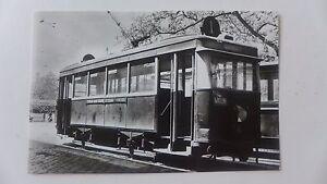 PHOTOGRAPHIE-TRAMWAYS-DE-TOULOUSE-Motrice-de-1946