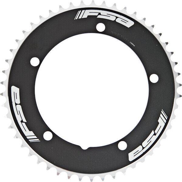 FSA Pro Pista Negro Plato 1 2   x1 8   144mm dispositivo de control de flotabilidad