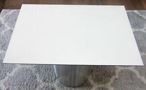 HPL Platte Tischplatte 8mm Stone Beige beidseitig 800 x 537 mm TRESPA® Meteon®