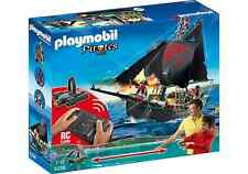 Playmobil 5238 Pirate Ship with RC Motor MIB / New