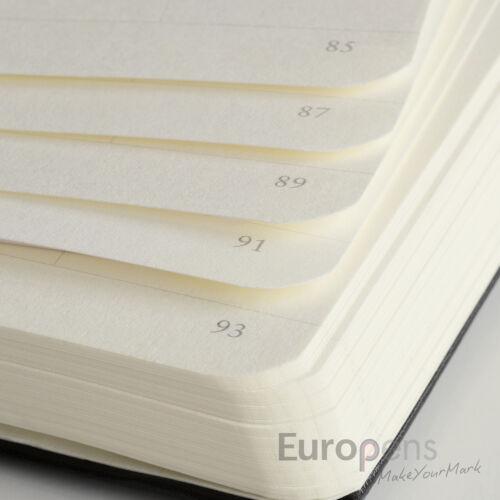 Choose Paper Type Leuchtturm1917 Classic Metallic A5 Sized Hardcover Notebook