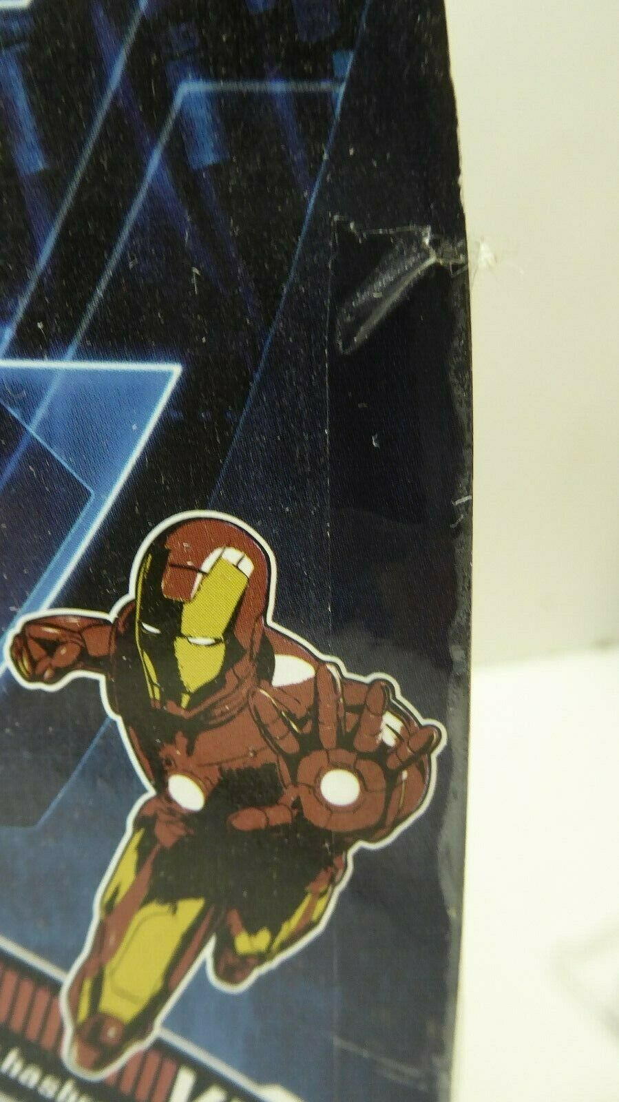 VINTAGE MARVEL IRON MAN MONGER 2008 SERIES FIGURE HASBRO ACTION ACTION ACTION DOLL 52366f