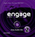 Engage Level 2. 2nd edition (2011, CD)