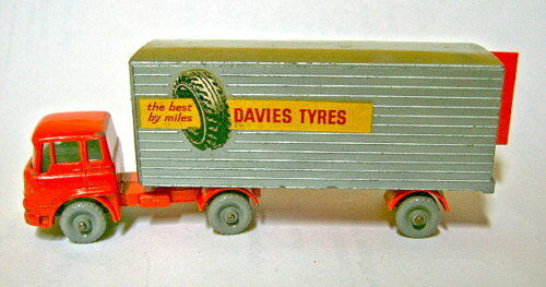 Major PACK m2b Bedford Truck & Trailer  Davies tyres