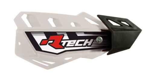 Racetech Handschützer FLX mit Anbaukit Weiß MX Motocross Enduro Quad SM