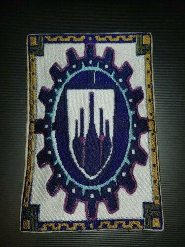 Medium Sew on//Iron On Patch Bastok Flag FINAL FANTASY XI