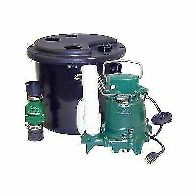 ZOELLER 105-0001 Drain Pump Kit,1/3 HP