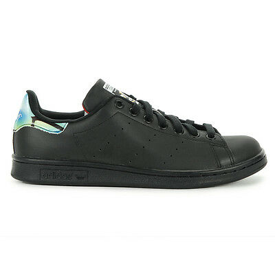 Adidas Women's Stan Smith/Rita Ora O-Ray Shoes Black Reflective B34065 NEW!