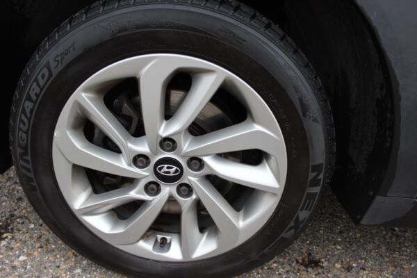 Hyundai Tucson 2,0 CRDi 136 Trend - billede 4