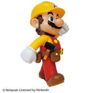 Nintendo-Super-Mario-Creadora-Grande-Accion-Figura-Constructor-Taito-Japon-Usado