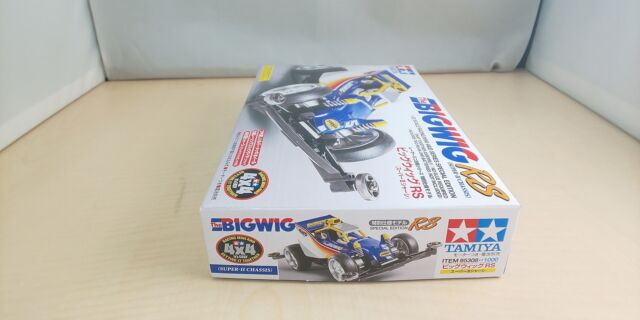Tamiya Mini 4wd Special Project Item Big Wig RS Super 2 Chassis 95308 for sale online