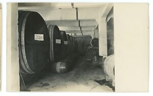 RPPC-Wine-Barrels-Widmer-039-s-Winery-NAPLES-NY-Industrial-Real-Photo-Postcard-4
