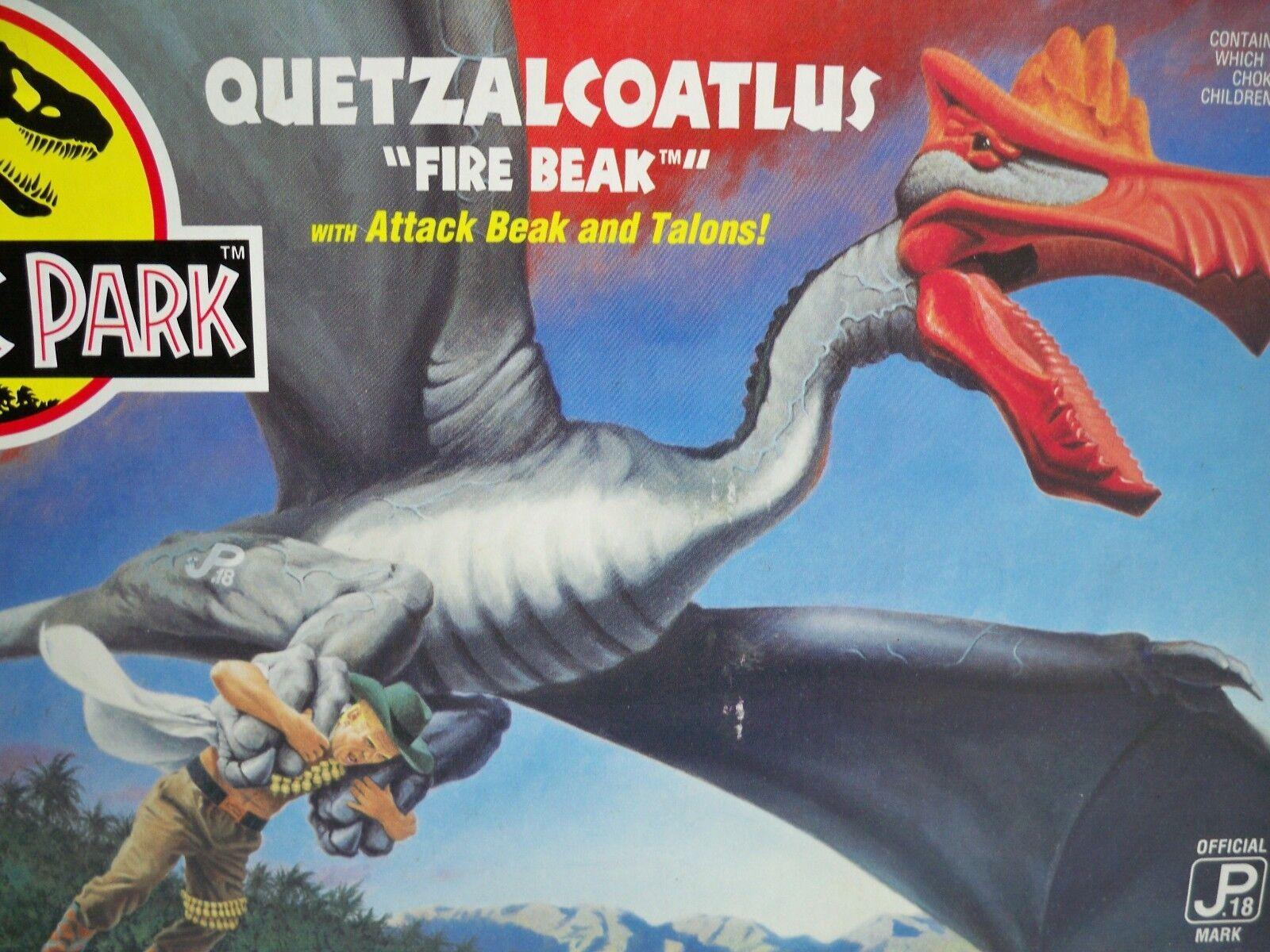 D0594122 Quetzalcoatlus Jurassic PARK KENNER 1993 serie 2 Menta en caja sellada Menta en Sellado