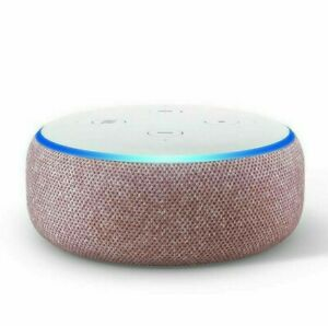 Amazon-Echo-Dot-3rd-Generation-Smart-Speaker-w-Alexa-Plum