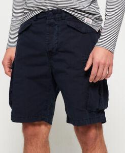 Superdry-Herren-Core-Lite-Ripstop-Cargo-Shorts