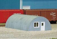 Rix (n-scale) 628-0710 Corrugated Quonset Hut -