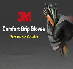 3M-Comfort-Grip-Premium-Safety-Protective-Work-Gants-de-Travail-1-10paire