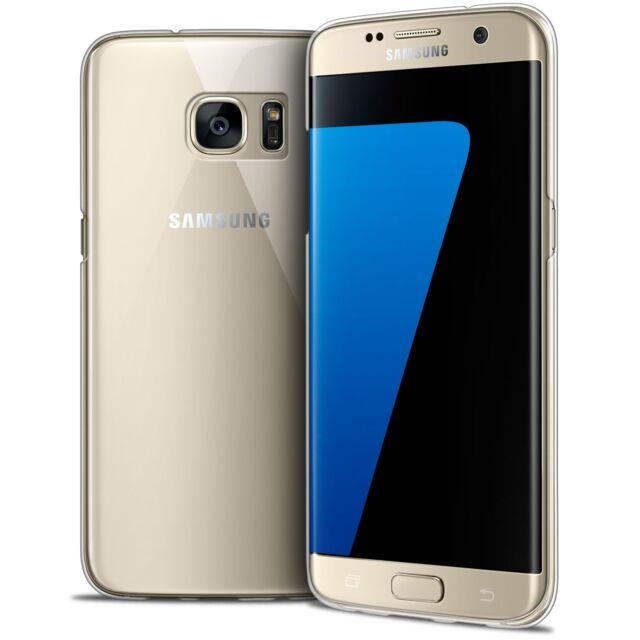Coque Housse Etui Pour Samsung Galaxy S7 Edge [Crystal Ultra Fin 0.8mm]