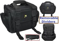 Pro Durable Extreme Padded Camera Camcorder Case For Sony Canon Samsung Nikon
