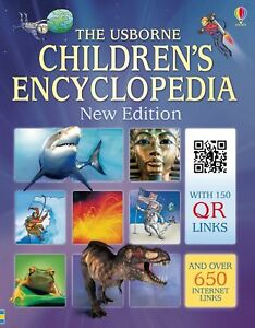 The-Usborne-Children-Encyclopedia-Encyclopedias-NEW