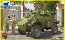 Bronco 1/35 35081 Humber Armoured Car Mk.IV