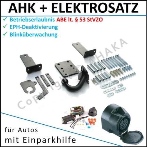 AHK ES13 Mercedes-Benz ML M-Klasse W163 1998-2005 DPC EPH-Abschaltung komplett