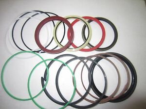 0298907 BUCKET CYLINDER SEAL KIT FITS HITACHI EX200-2,EX200LC-2,FREE SHIPPING