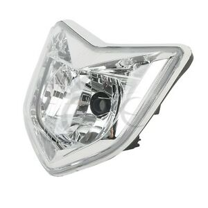 abs head light assembly headlight house for yamaha fz1. Black Bedroom Furniture Sets. Home Design Ideas
