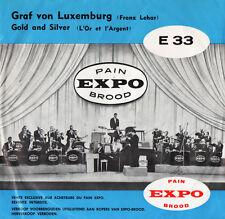 GRAF VON LUXEMBURG / GOLD AND SILVER - Wiener Festival Orchestra EXPO PAIN - E33