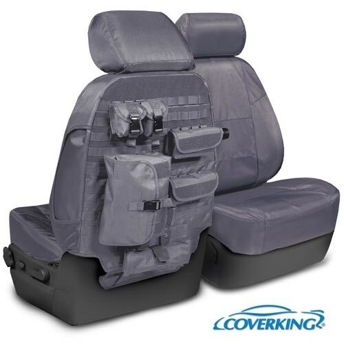 Coverking Custom Tactical Seat Covers Cordura Ballistic Choose Color And Rows