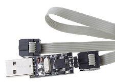 VZFX0766 AVR USB USBASP ISP PRGMR Programmer for KK KK2.0 KK2.1 KK2.15 CHIP 175