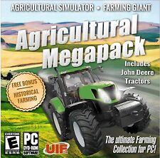 Agricultural Megapack PC Game Window 10 8 7 Computer simulation farming farm sim