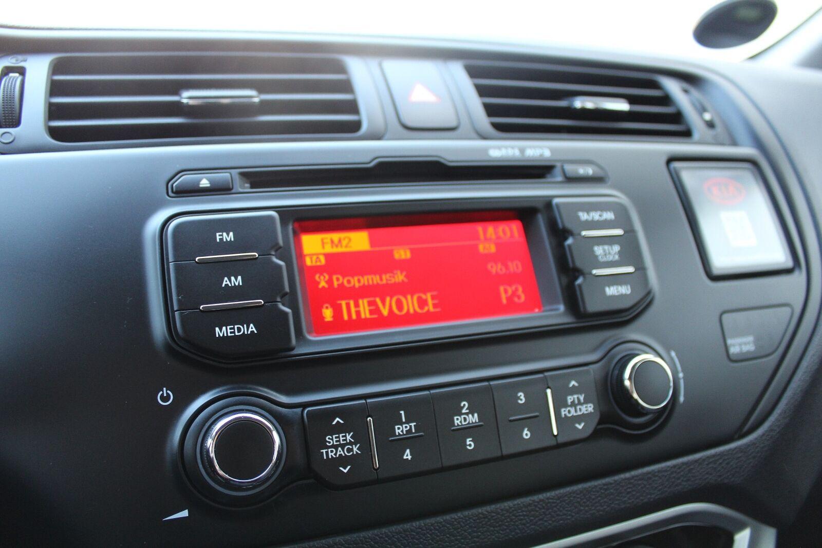 Kia Rio 1,2 CVVT Active - billede 10
