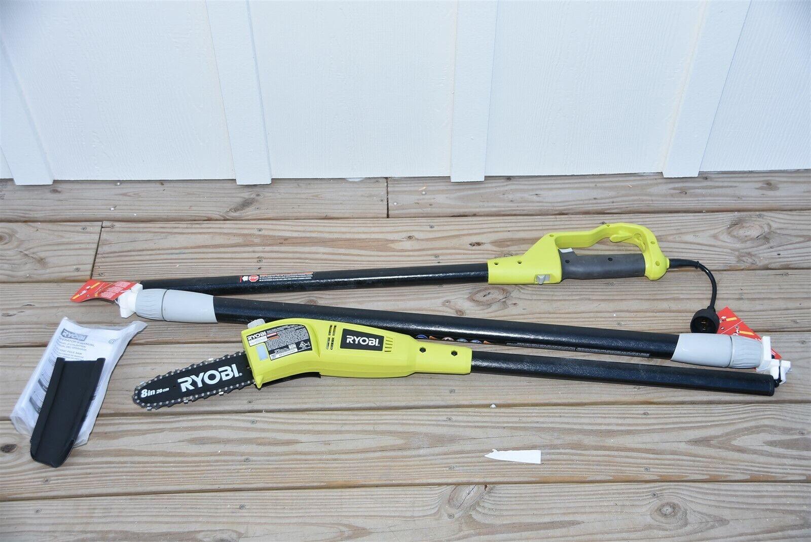 Homelite Ryobi OEM 901289001 Electric Pole Saw Chain UT43160 RY43160 RY43161