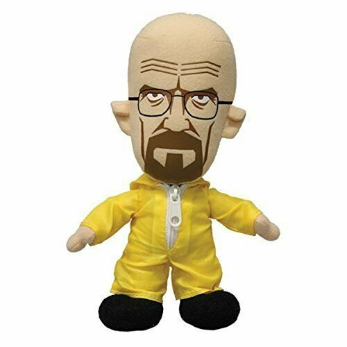 Breaking Bad Walter White in Hazmat 8 pouces peluche figurine
