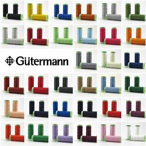 Image Is Loading Gutermann Top Sch Thread Heavy Duty Strong Polyester