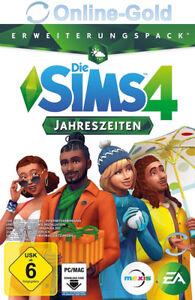 Die Sims 4: Jahreszeiten Seasons - DLC Erweiterungspack EA Origin Code Download
