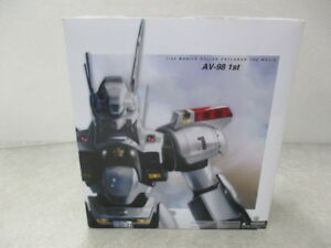 Details about Yamato 1/24 Scale Mobile Police Patlabor Ingram AV-98 unit 1  Unused Japan F/S