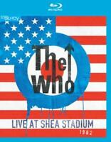 Live At Shea Stadium 1982 von The Who (2015) Blu-ray