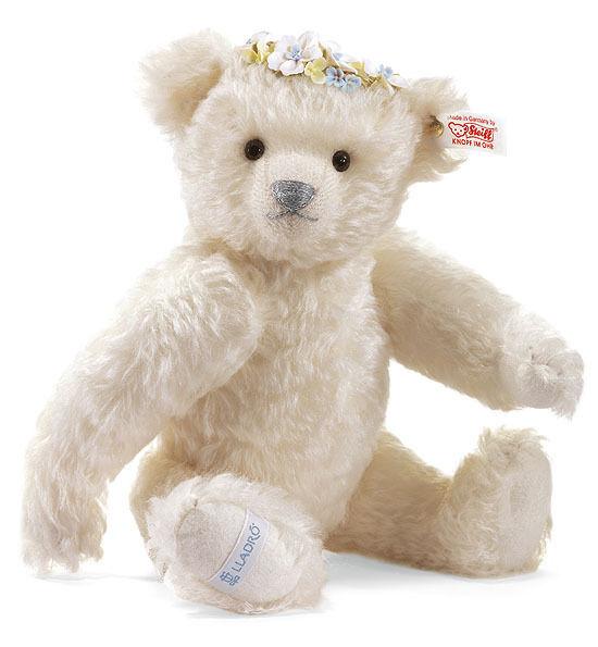 Steiff Inverno Teddy Bear-Lladró FOUR SEASONS COLLECTION EAN 677052
