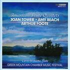 Joan Tower, Amy Beach, Arthur Foote: American Flute Quintets (CD, Jun-2012, Bridge)