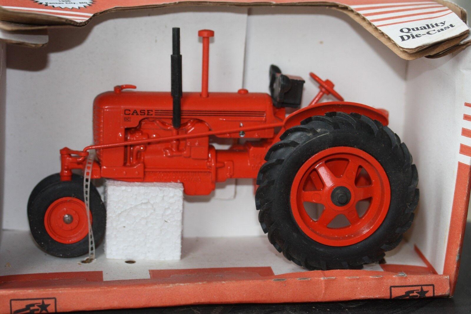 Liberty Spec Cast Diecast CASE DC3 tracteur dans la boîte, concessionnaire Réunion Edition,