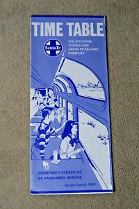 Santa-Fe-Condensed-Timetable-June-8-1969