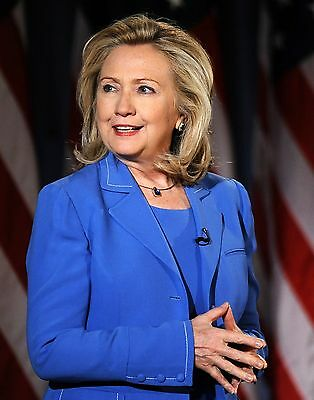 8x10 GLOSSY Photo Picture IMAGE #11 Hillary Clinton 8 x 10