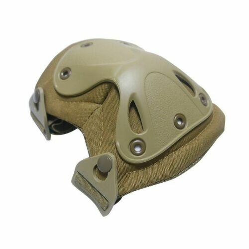 Knee And Elbow Protection Adjustable Gear Tactical Combat Airsoft Cover