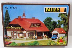 Faller-h0-Maison-Wiesental-b-305-Neuf-dans-sa-boite-Neuf-New