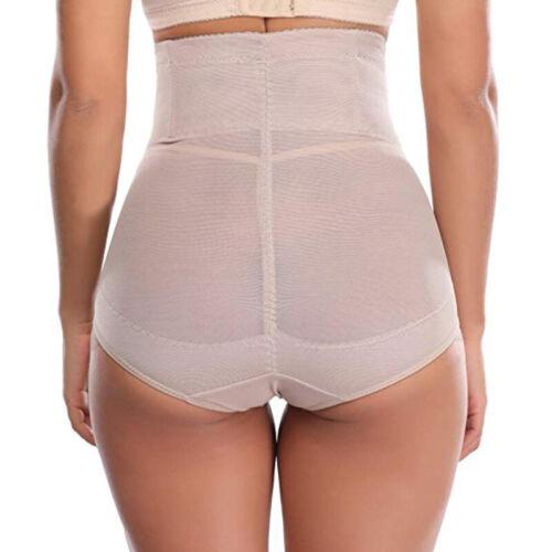 Body Shaper Panties High Waist Panty Contour Lift Tummy Thigh Trimmer Bodysuit