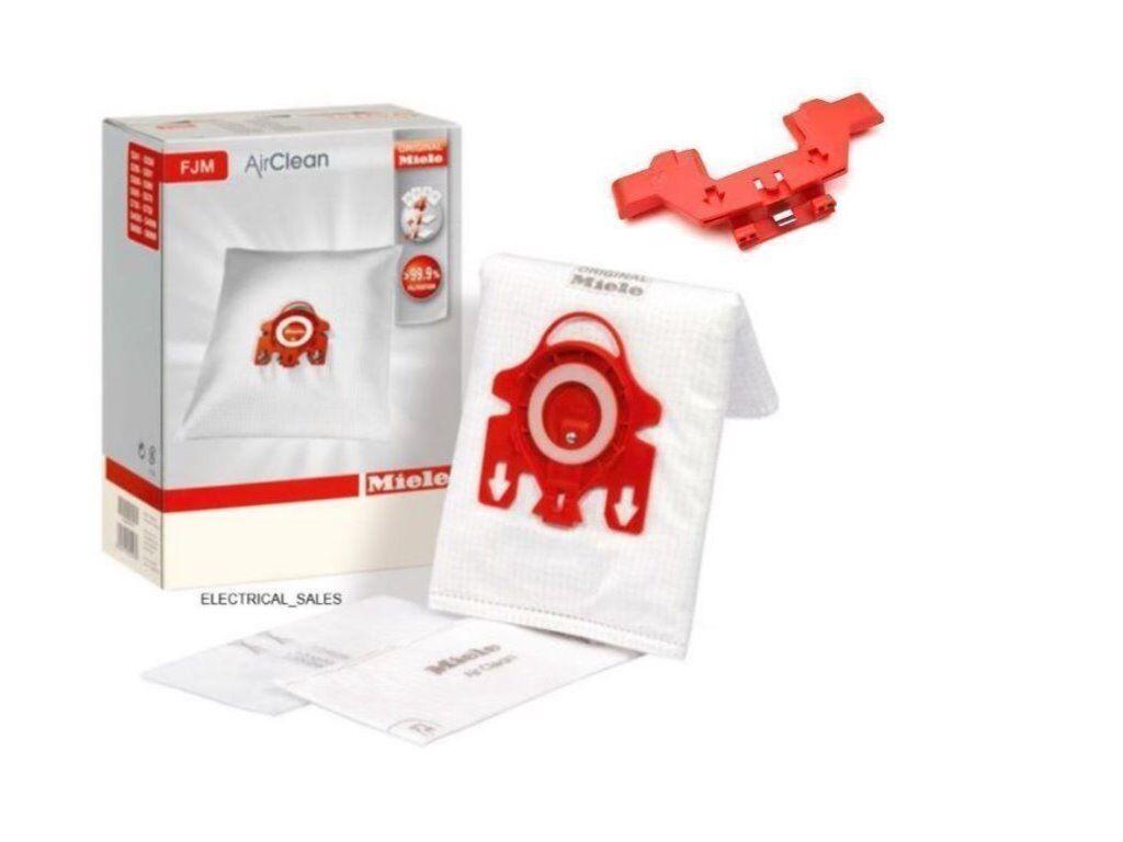 1 Filtro Pack Para adaptarse a Miele Revolución 500 y 700 HEPA Aspiradora 5 Bolsas