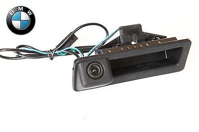 BMW E82 E88 E84 E90 E91 E92 E93 E60 E61 E72 car handle backup camera rear view