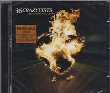 36 Crazyfists - Rest Inside The Flames   CD    NEU&OVP